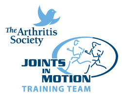Arthritis Society Joints in Motion logo